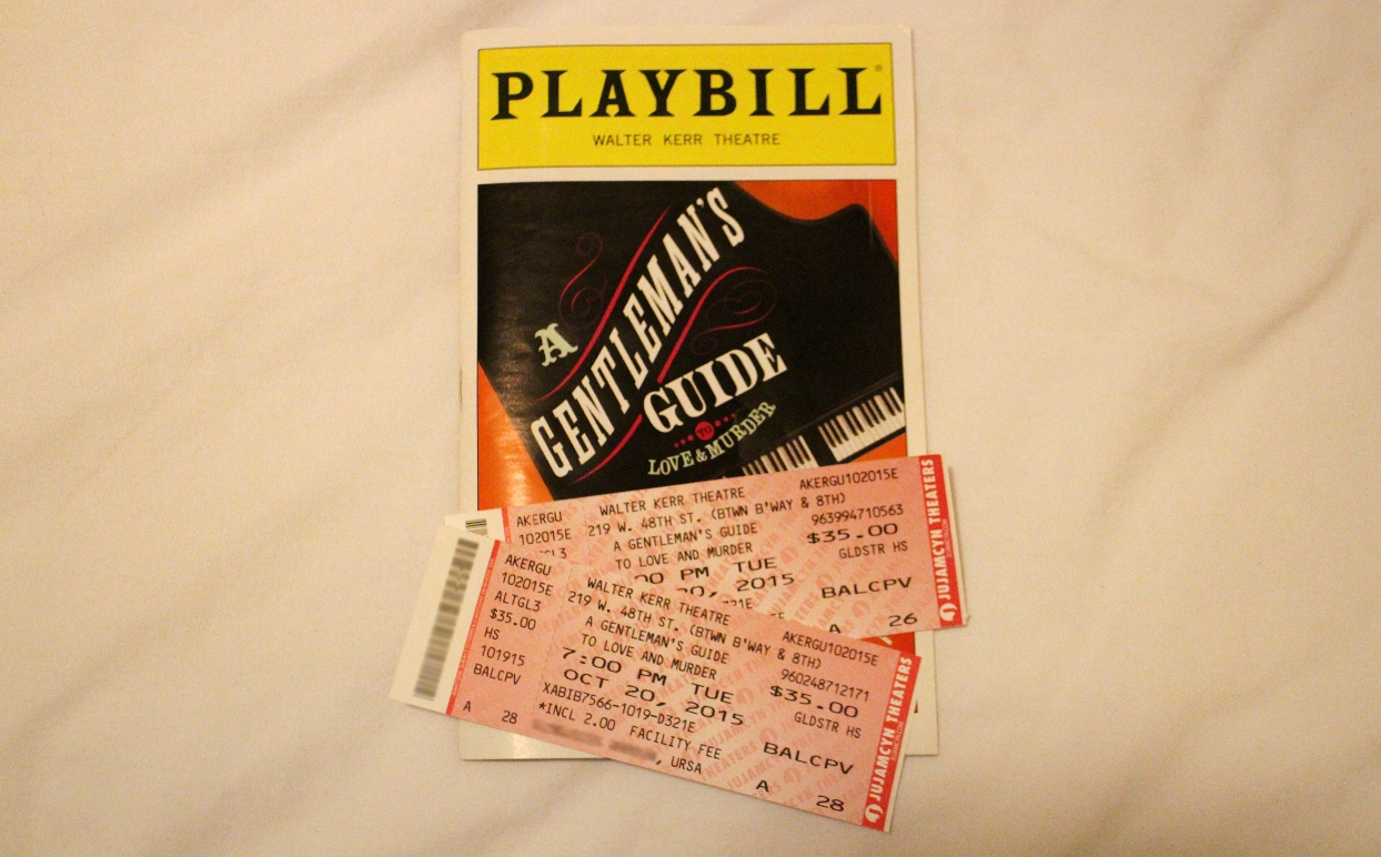 How to pay under $50 for Broadway tickets | The Cheerful Wanderer