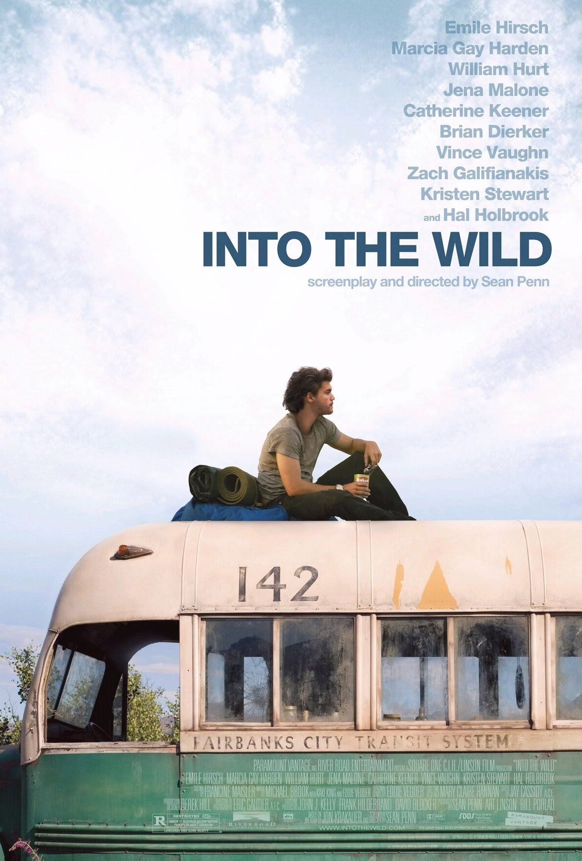 Travel Movie Monday: Into the Wild | The Cheerful Wanderer