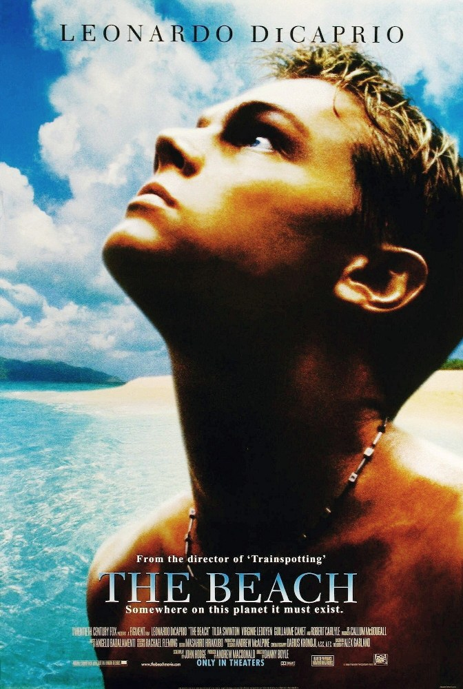 Travel Movie Monday: The Beach | The Cheerful Wanderer