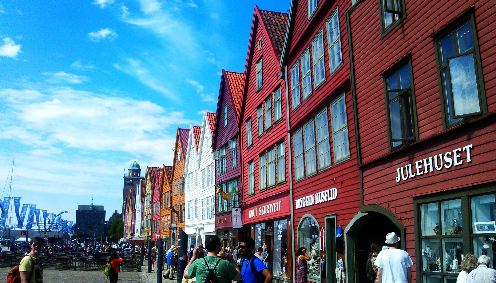 Visiting Norway - Part 2 | The Cheerful Wanderer