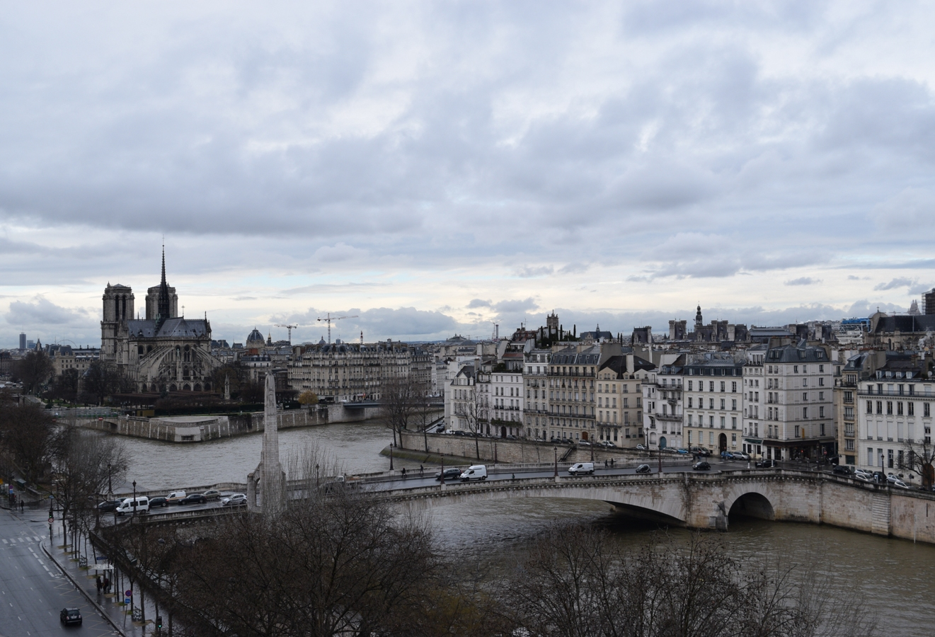 The best free views (of Eiffel Tower and more) in Paris  | The Cheerful Wanderer