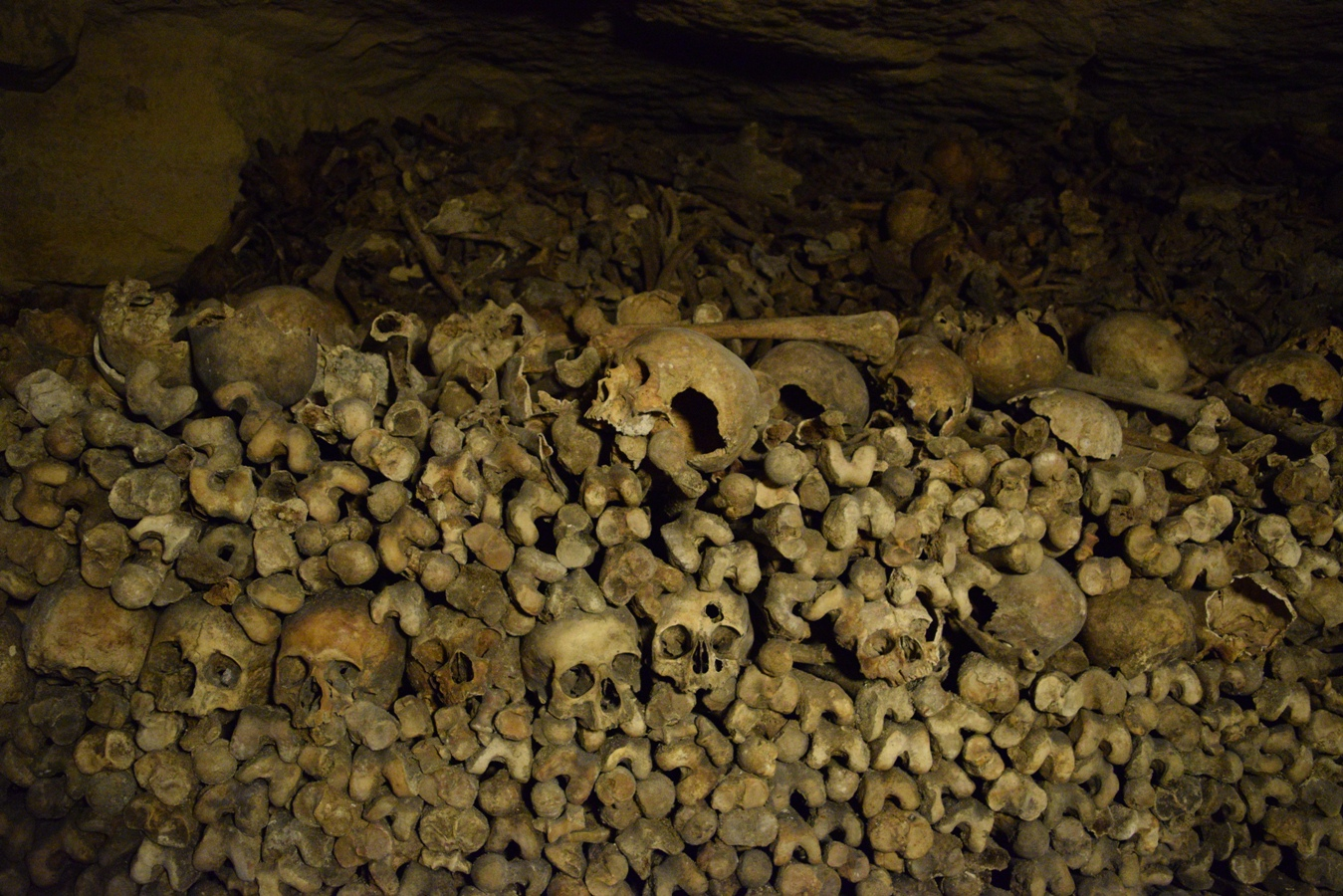 Photo diary: Catacombs of Paris | The Cheerful Wanderer width=