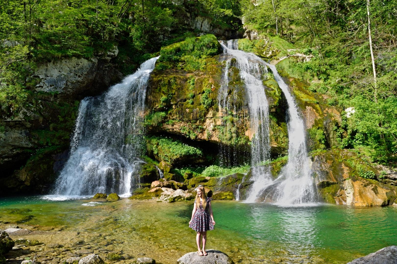 Slap Virje, Slovenia