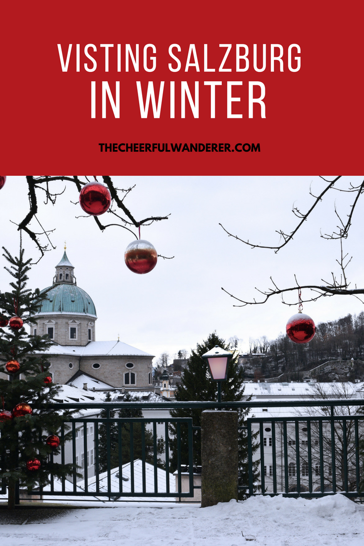 Austrian Winter Fairytale in Salzburg | The Cheerful Wanderer