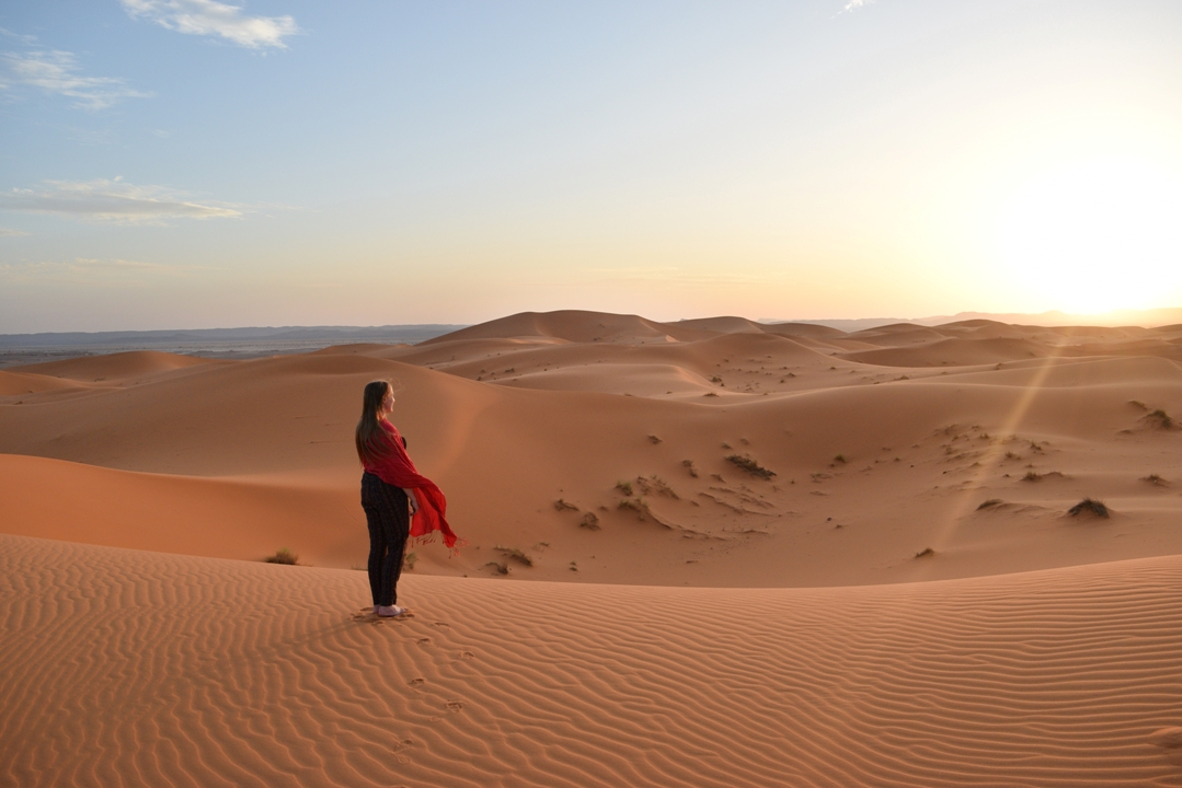 Morocco: A Guide to Glamping in the Sahara Desert | The Cheerful Wanderer